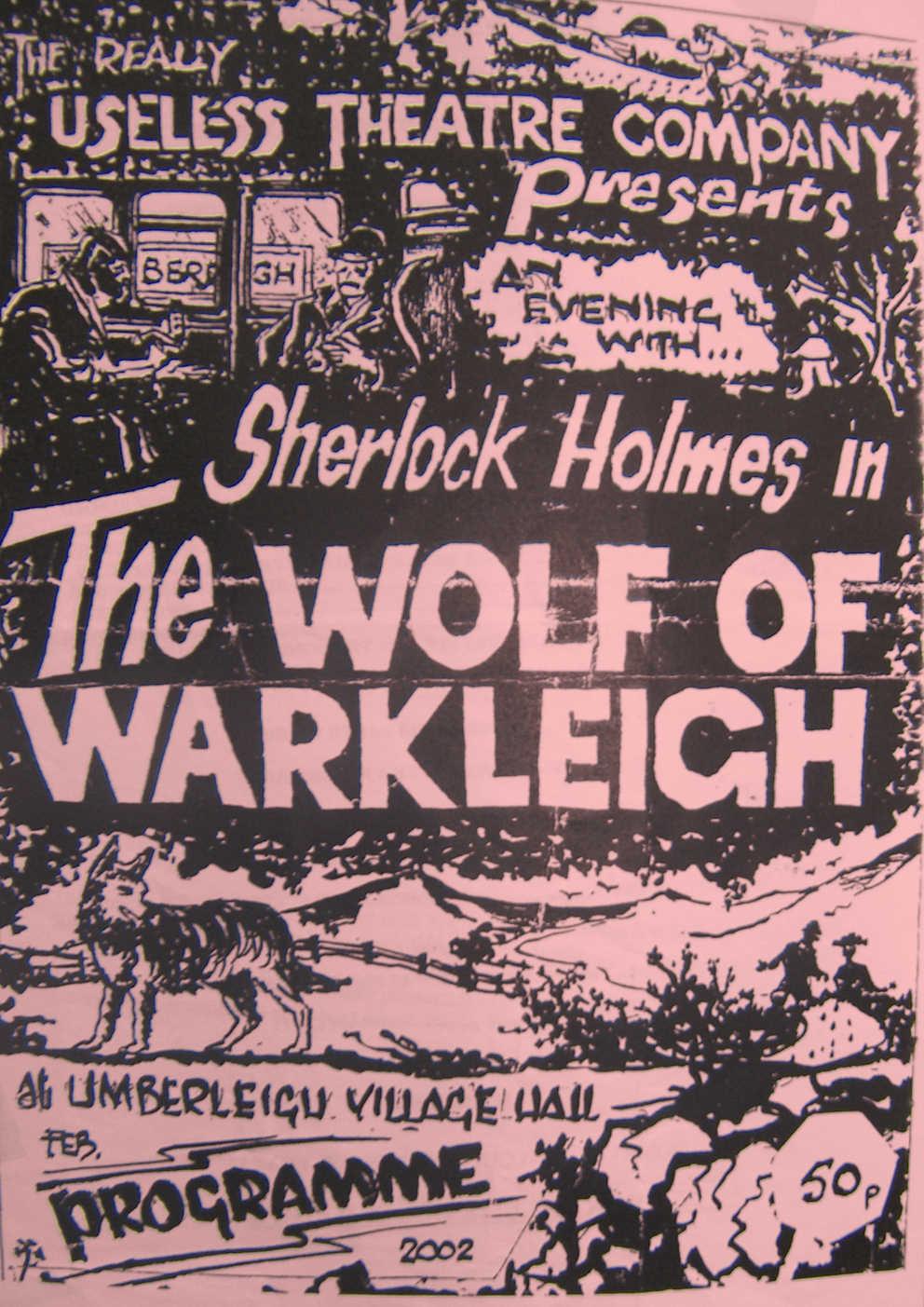 2002 Sherlock Holmes