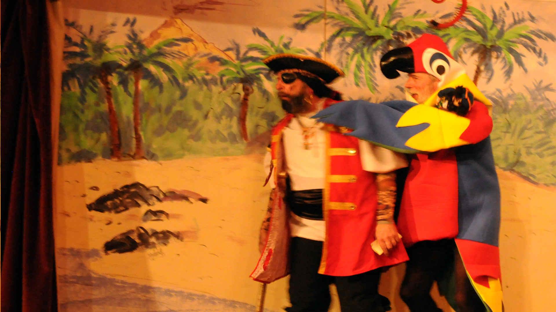 Treasure island 7