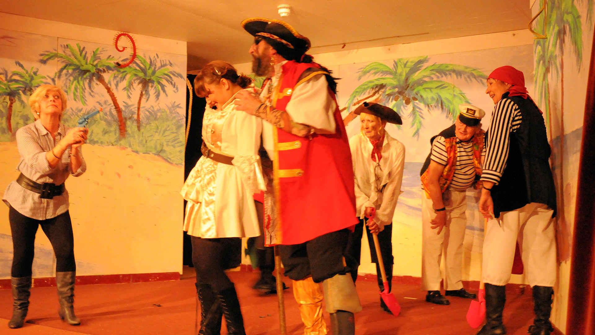 Treasure island 8